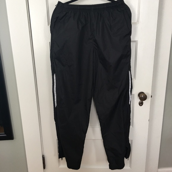 available enjoy discount price clear and distinctive MEN'S Nike Side Zipper Sweatpants